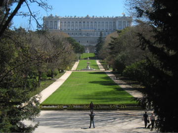 A Trip to Madrid for Global Plants Initiative Meeting