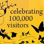 100,000 Visitor Contest Winner Tours the Museum