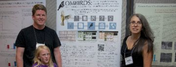 OMBIRDS – A Beaty Biodiversity Museum initiative launched in August at the American Ornithologists' Union annual meeting